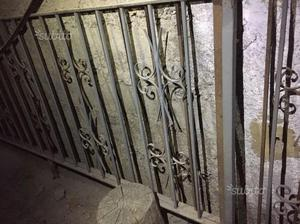 Ringhiera in Ferro per Balconi e/o Scale