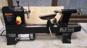 Vendo tornio black tool posot class for Vendo mini tornio usato
