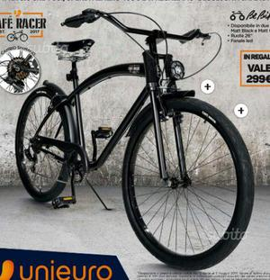2 Bici cafe racer nuove