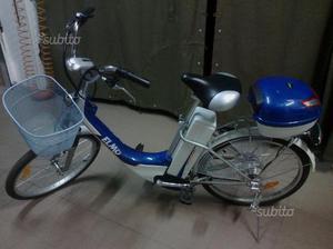 Bici elettrica di marca posot class for Bici pieghevole elettrica usata