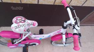 Bici Lombardo bimba misura 15