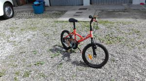 Bicicletta bimbi 16 Mountain bike