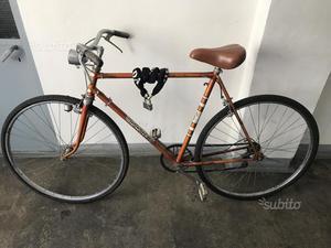 Bicicletta uomo antica