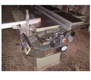 Combinata Mini Max LAB 30 e sega nastro per falegnameria