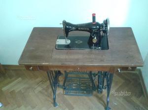 Tavolino in ghisa per macchina da cucire posot class for Base macchina da cucire singer
