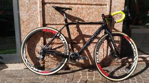 Olympia Ego-x  carbonio ciclocross sram force