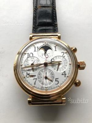 Orologio oro IWC da riparare