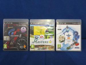 PS3 vendo 3 giochi