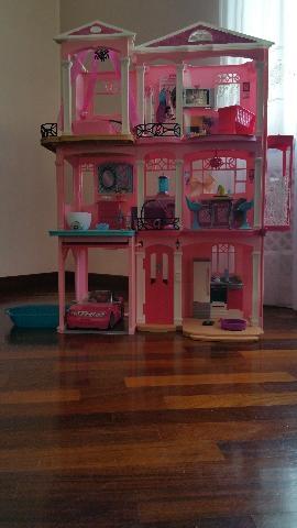 Casa dei sogni di barbie euro posot class for Progetti di casa dei sogni