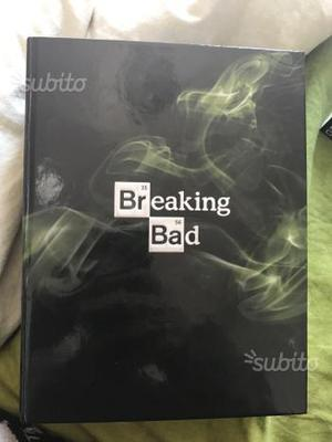 Breaking Bad cofanetto serie completa