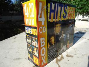 Cofanetto CD degli Hits of the 60's