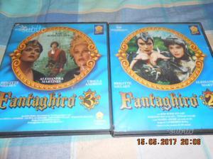 Fantaghirò 2 & 3 in VHS film originali