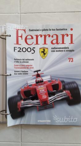 Ferrari F  volte campionedel mondo
