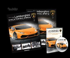 Lamborghini Huracan con motore a scoppio