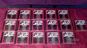 Lotto 16 cd jazz (raccolta rossa) CD ORIGINALI