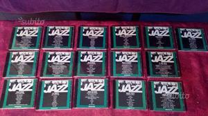 Lotto 16 cd jazz (raccolta verde) CD ORIGINALI