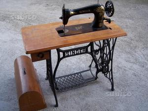 Vecchia base in ghisa per macchina da cucire posot class for Base macchina da cucire singer