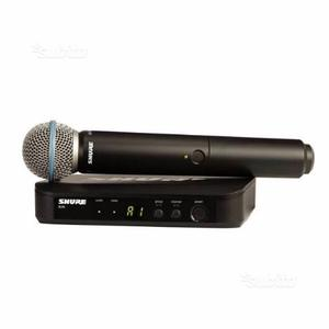 Microfono senza filo shure beta 58a