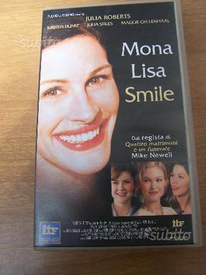 Mona Lisa Smile cassetta VHS