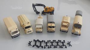 Plastici ferroviari camion ROCO 1/87