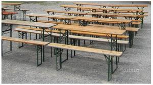 Ricambi per set birreria posot class - Tavoli e panche da birreria ...