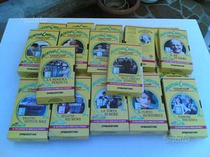 VHS collezione Agatha Christie 22 vhs