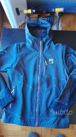 Giacca Forcella jacket Karpos by Sportful