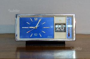 Orologio sveglia anni 70 vintage