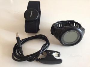 Sunto Ambit3 GPS Sport Black con faccia HR