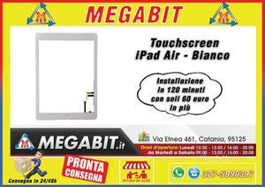 Touchscreen iPad Air Bianco Alta Qualità