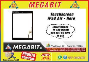 Touchscreen iPad Air Nero Alta Qualità