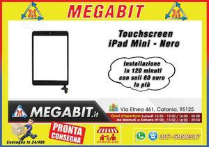 Touchscreen iPad Mini Nero Alta Qualità
