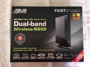 ASUS DSL-N66U Modem Router Dual-Band WirelessN900