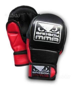 Bad Boy guanti da sacco/sparring MMA - TG S/M