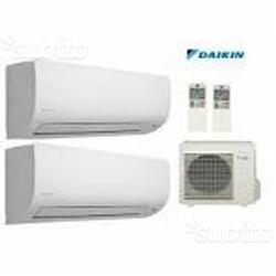 Climatizzatore daikin dual 9+9 prezzo impossibile