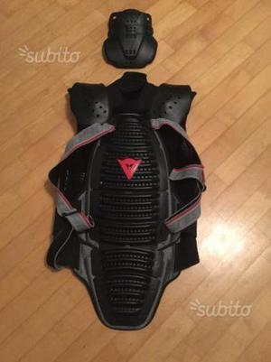 Dainese protezione bici moto snow neck size S