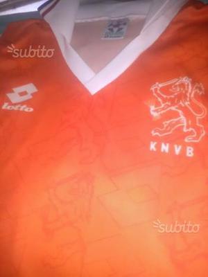 Maglia calcio Olanda anni 90
