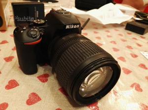 Nikon d come nuova obiettivo omaggio