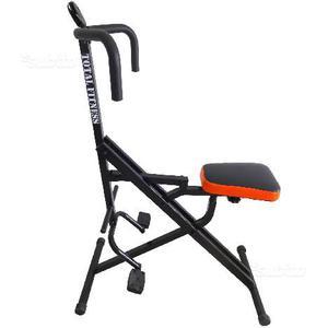 Total Fitness Body Crunch Attrezzo Palestra Gym