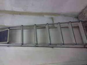 scala in alluminio