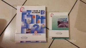 2 libri scuola guida patente B + quiz ()