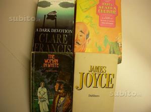 6 libri in lingua inglese