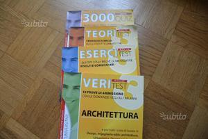 Test di ammissione lingue posot class for Test di architettura