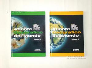 Atlante geografico del mondo vol. 1 e 2