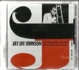 CD originale - Jay Jay Johnson - The Eminent Vol.1