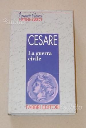 CESARE - La guerra civile