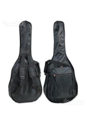 Custodia per chitarra classica nera
