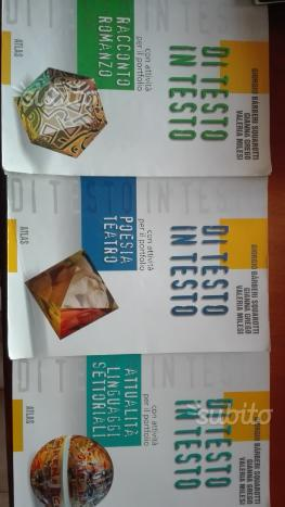 Di testo in testo (3 libri)