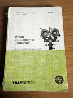 Diritto ed Economia Industriale ISBN
