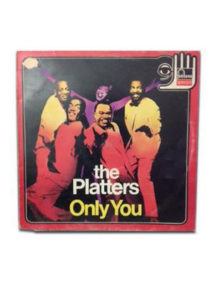 """Disco vinile The Platters 33 giri """"ONLY YOU"""""""